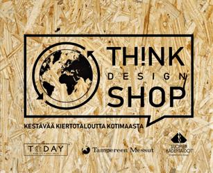 Syksyn 2018 TH!NK Design Shop tapahtuma